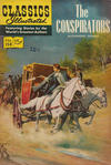 Cover for Classics Illustrated (Gilberton, 1947 series) #158 - The Conspirators [HRN 167]