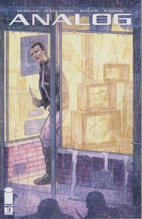 Cover Thumbnail for Analog (Image, 2018 series) #3 [Cover A by David O'Sullivan]