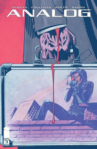 Cover Thumbnail for Analog (Image, 2018 series) #3 [Cover B by John McCrea]