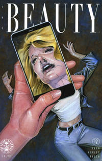 Cover Thumbnail for The Beauty (Image, 2015 series) #12 [Cover B]