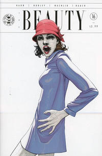 Cover Thumbnail for The Beauty (Image, 2015 series) #16 [Cover A]