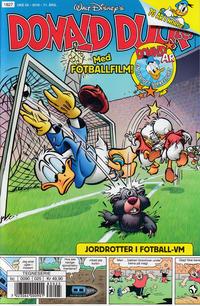 Cover Thumbnail for Donald Duck & Co (Hjemmet / Egmont, 1948 series) #25/2018