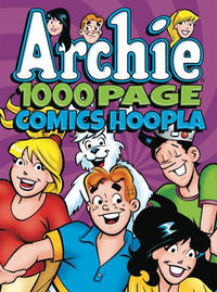 Cover Thumbnail for Archie 1000 Page Comics Hoopla (Archie, 2017 series)