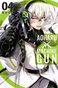 Cover Thumbnail for Aoharu X Machinegun (Yen Press, 2016 series) #4