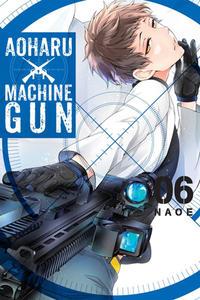 Cover Thumbnail for Aoharu X Machinegun (Yen Press, 2016 series) #6