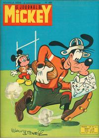 Cover Thumbnail for Le Journal de Mickey (Hachette, 1952 series) #466