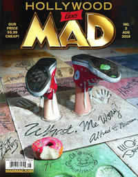 Cover Thumbnail for Mad (EC, 2018 series) #2