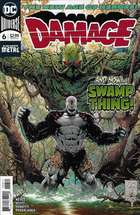 Cover Thumbnail for Damage (DC, 2018 series) #6