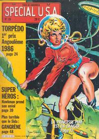 Cover Thumbnail for Spécial USA (Albin Michel, 1985 series) #19