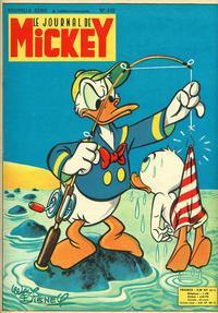 Cover Thumbnail for Le Journal de Mickey (Hachette, 1952 series) #473