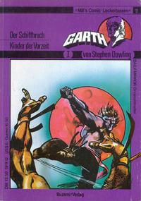 Cover Thumbnail for Mill's Comic-Leckerbissen (Buzemi Verlag, 1980 series) #2 - Garth
