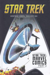 Cover Thumbnail for Star Trek Graphic Novel Collection (Eaglemoss Publications, 2017 series) #39 - Star Trek: Marvel Comics Part 3