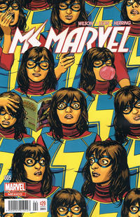 Cover Thumbnail for Ms. Marvel (Editorial Televisa, 2016 series) #5