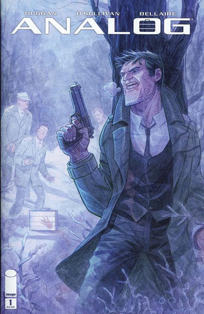 Cover for Analog (Image, 2018 series) #1 [Cover B]
