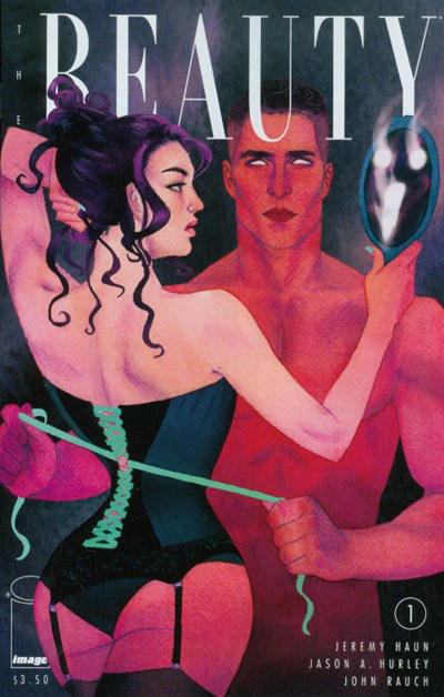 Cover for The Beauty (Image, 2015 series) #1 [Cover C]