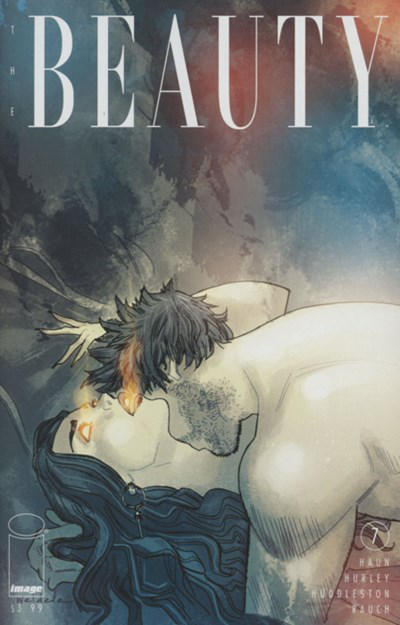 Cover for The Beauty (Image, 2015 series) #7 [Cover B]