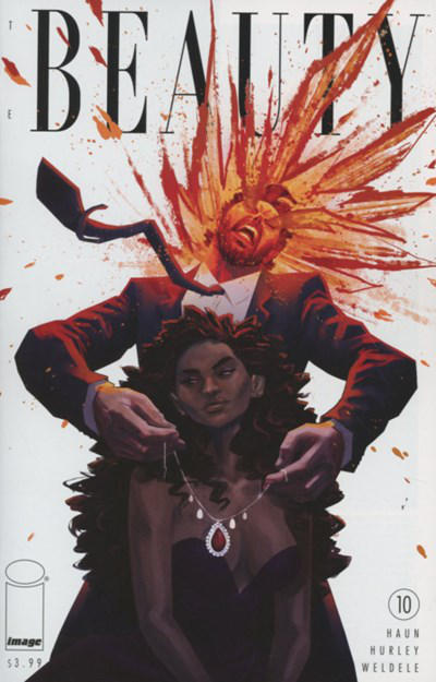 Cover for The Beauty (Image, 2015 series) #10 [Cover B]