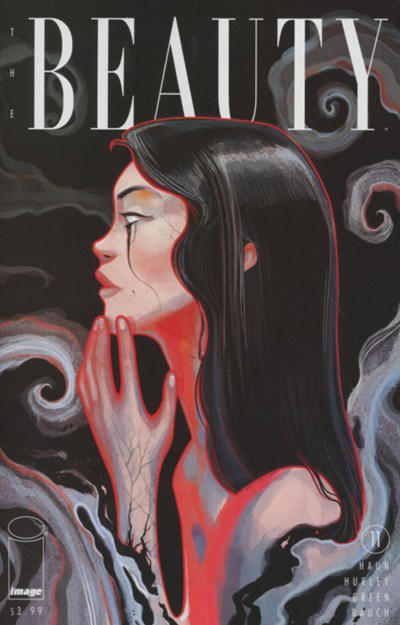 Cover for The Beauty (Image, 2015 series) #11 [Cover B]