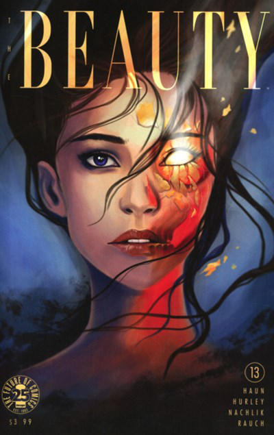 Cover for The Beauty (Image, 2015 series) #13 [Cover B]