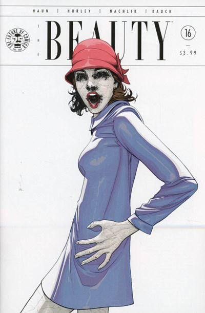 Cover for The Beauty (Image, 2015 series) #16 [Cover A]