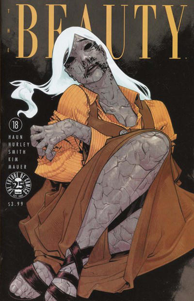 Cover for The Beauty (Image, 2015 series) #18 [Cover A]