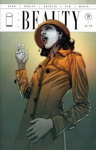 Cover for The Beauty (Image, 2015 series) #19 [Cover A]