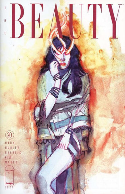 Cover for The Beauty (Image, 2015 series) #20 [Cover A]