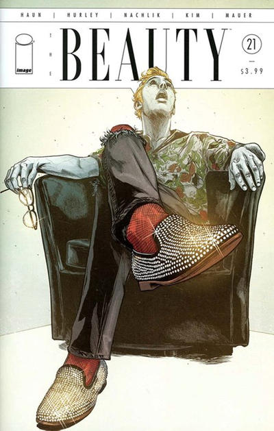 Cover for The Beauty (Image, 2015 series) #21 [Cover B]