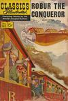 Cover for Classics Illustrated (Gilberton, 1947 series) #162 - Robur the Conqueror [HRN 167]