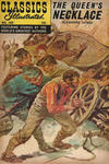 Cover for Classics Illustrated (Gilberton, 1947 series) #165 - The Queen's Necklace [HRN 167]