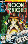 Cover for Moon Knight (Marvel, 1980 series) #4 [Direct]
