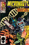 Cover for Micronauts (Marvel, 1984 series) #5 [Direct]