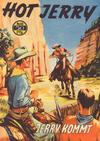 Cover for Hot Jerry (Norbert Hethke Verlag, 1992 series) #16