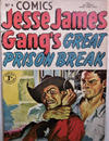 Cover for Jesse James Comics (Thorpe & Porter, 1952 series) #4