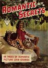 Cover for Romantic Secrets (L. Miller & Son, 1950 series) #3
