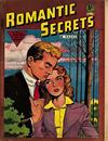 Cover for Romantic Secrets (L. Miller & Son, 1950 series) #18