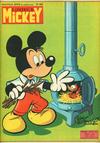 Cover for Le Journal de Mickey (Disney Hachette Presse, 1952 series) #493