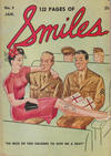 Cover for Smiles (Hardie-Kelly, 1942 series) #9