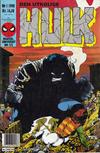 Cover for Hulk (Semic, 1984 series) #1/1990