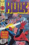 Cover for Hulk (Semic, 1984 series) #6/1991