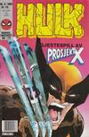 Cover for Hulk (Semic, 1984 series) #2/1991
