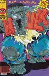 Cover for Hulk (Semic, 1984 series) #4/1991