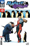 Cover Thumbnail for Harley Quinn (2016 series) #39 [Frank Cho Cover]
