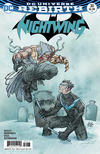 Cover for Nightwing (DC, 2016 series) #30 [Casey Jones Variant]