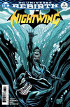 Cover for Nightwing (DC, 2016 series) #31 [Casey Jones Cover]
