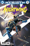 Cover for Nightwing (DC, 2016 series) #33 [Yasmine Putri Cover]