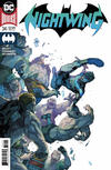 Cover for Nightwing (DC, 2016 series) #34 [Casey Jones Cover]