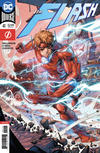 Cover for The Flash (DC, 2016 series) #41 [Howard Porter Variant Cover]