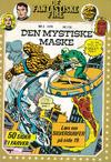 Cover for De Fantastiske Fire (Winthers Forlag, 1978 series) #3