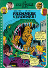 Cover for De Fantastiske Fire (Winthers Forlag, 1978 series) #5